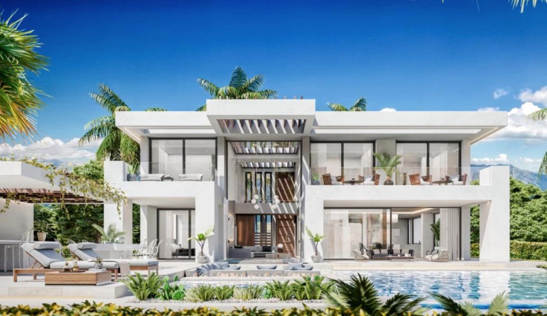 Así es la fascinante mansión de Cristiano Ronaldo en Marbella