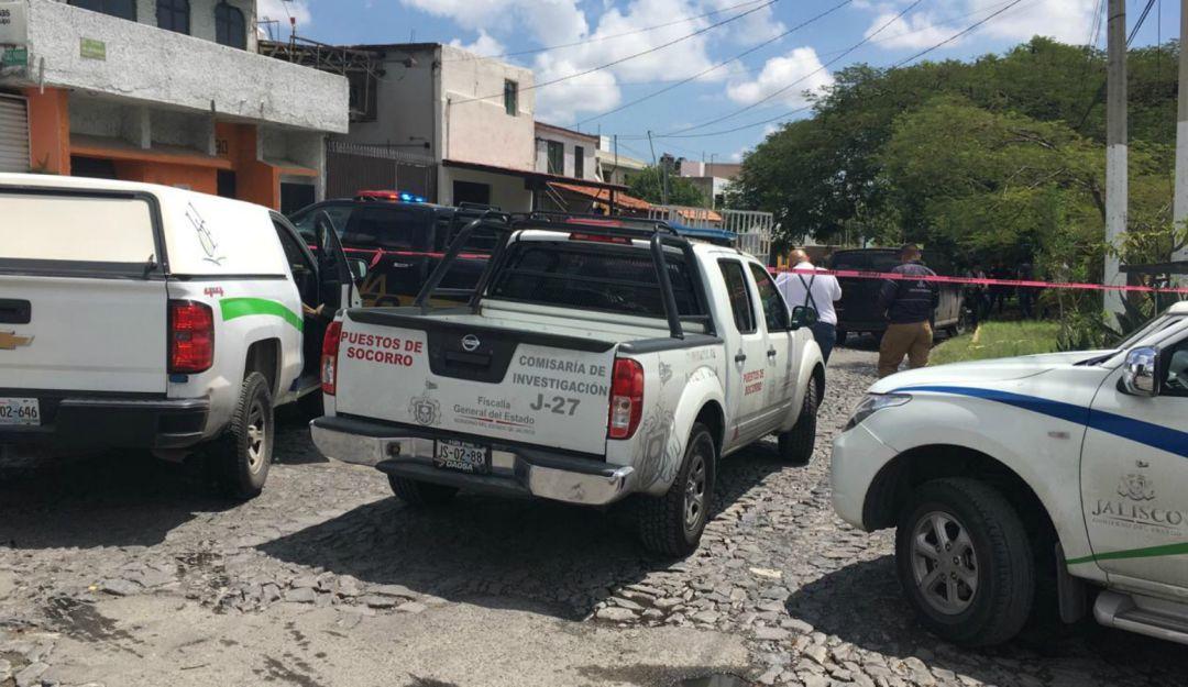Rescatan a cuatro personas en una casa de seguridad