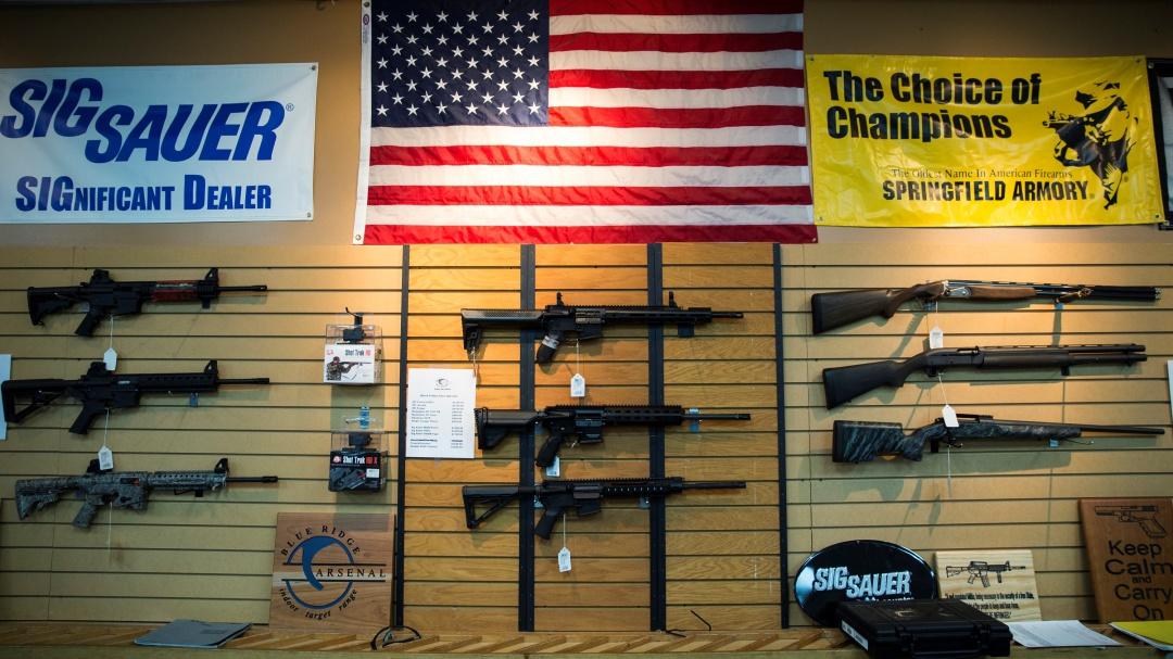 Uso de Armas en EEUU