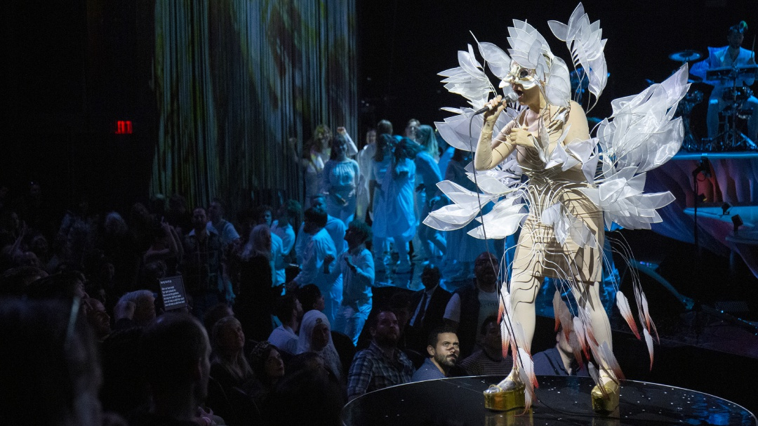 Entrevista exclusiva con Björk, previo a su presentación en México