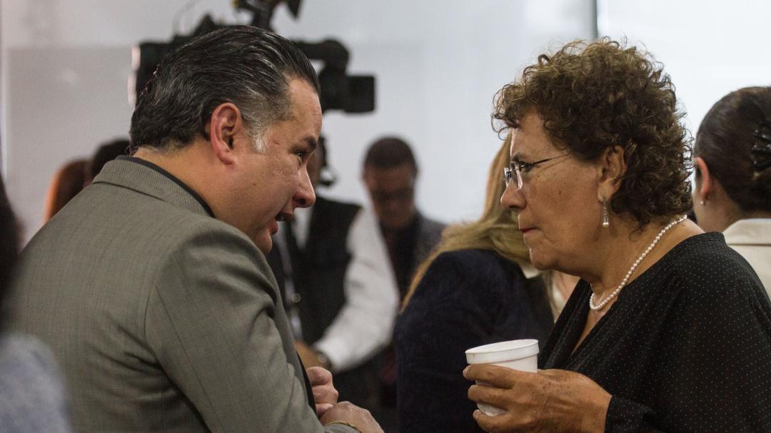 Fue el Congreso de BC el que cometió la falta: Bertha Luján