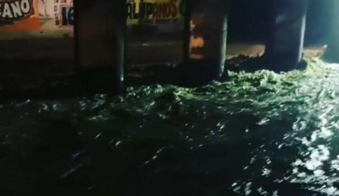Lluvia deja 24 casas inundadas en Atotonilquillo