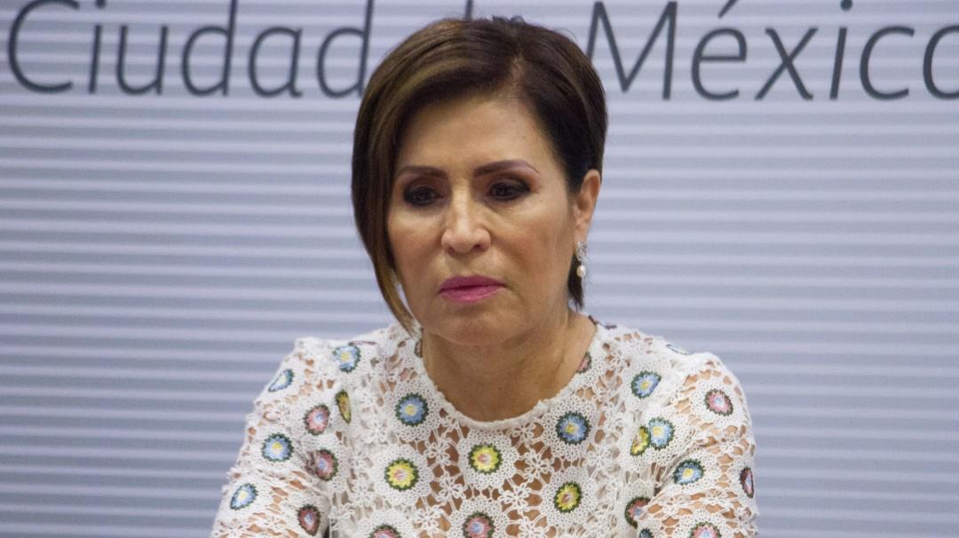 Será la FGR quien decida sobre proceso de Rosario Robles: AMLO