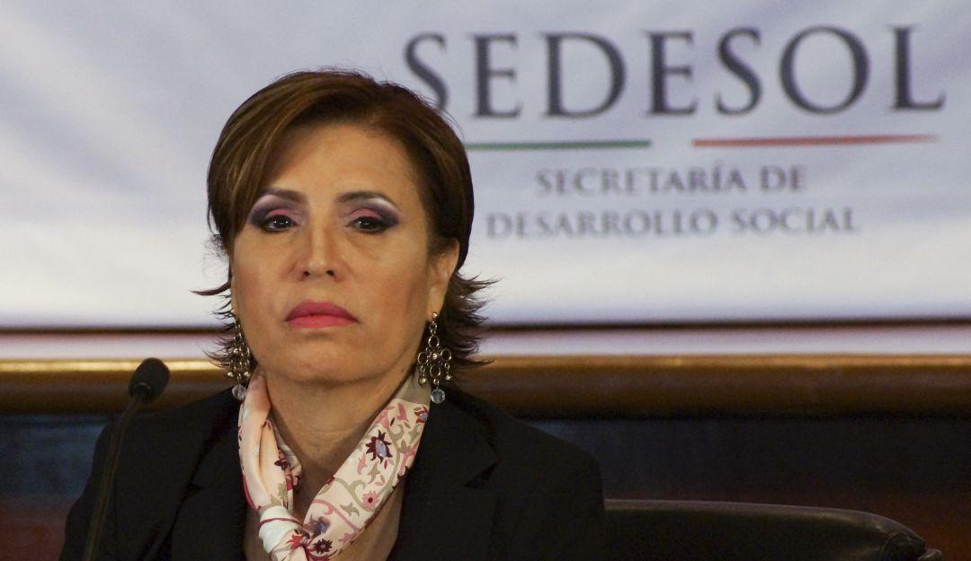 La UIF investiga 105 convenios más contra Rosario Robles