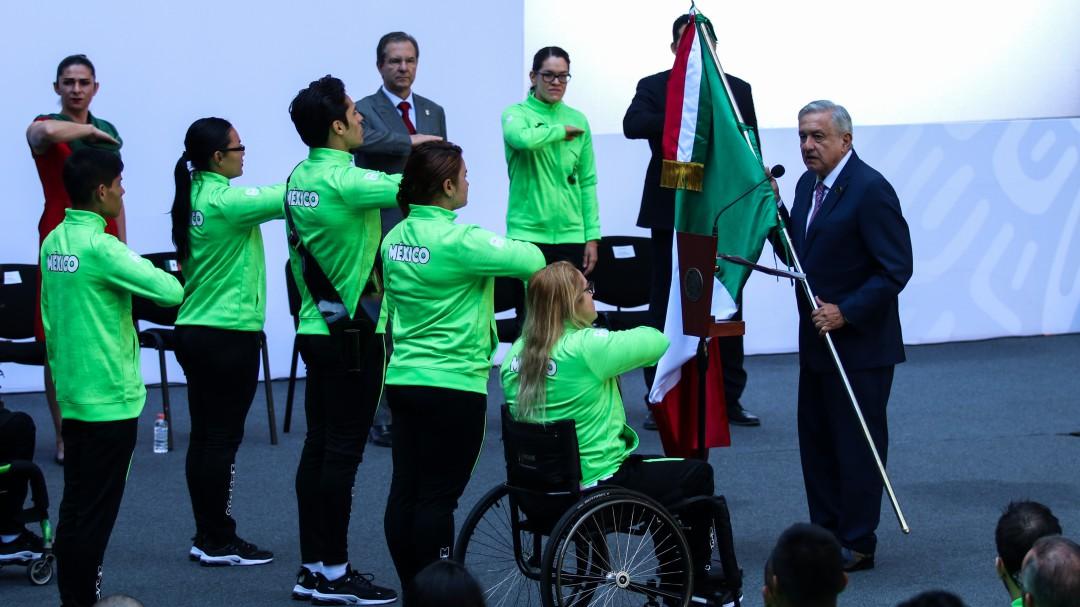 El Gobierno no ha estado a la altura de los deportistas: López Obrador