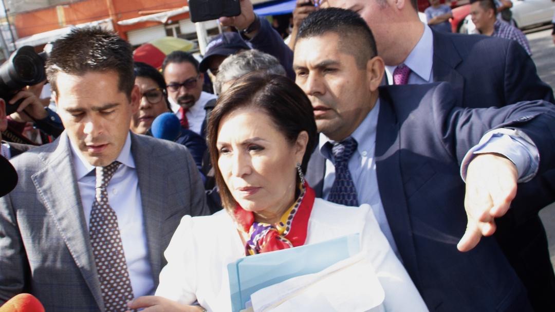 Rosario Robles es presa política; la juzgó un tribunal de Estado: defensa