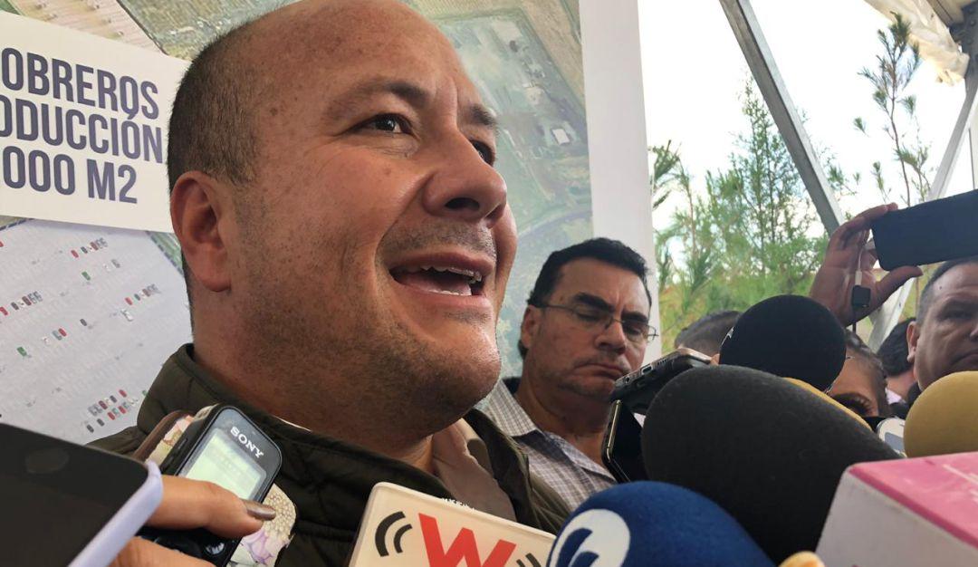 Jalisco no negocia con el crimen organizado: Alfaro