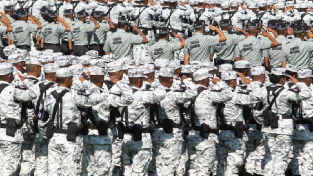 Jalisco sigue esperando más elementos de la Guardia Nacional