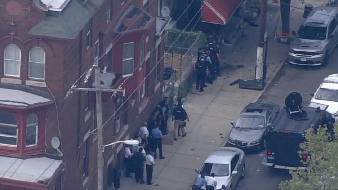 Tiroteo en Filadelfia, EU deja varios heridos