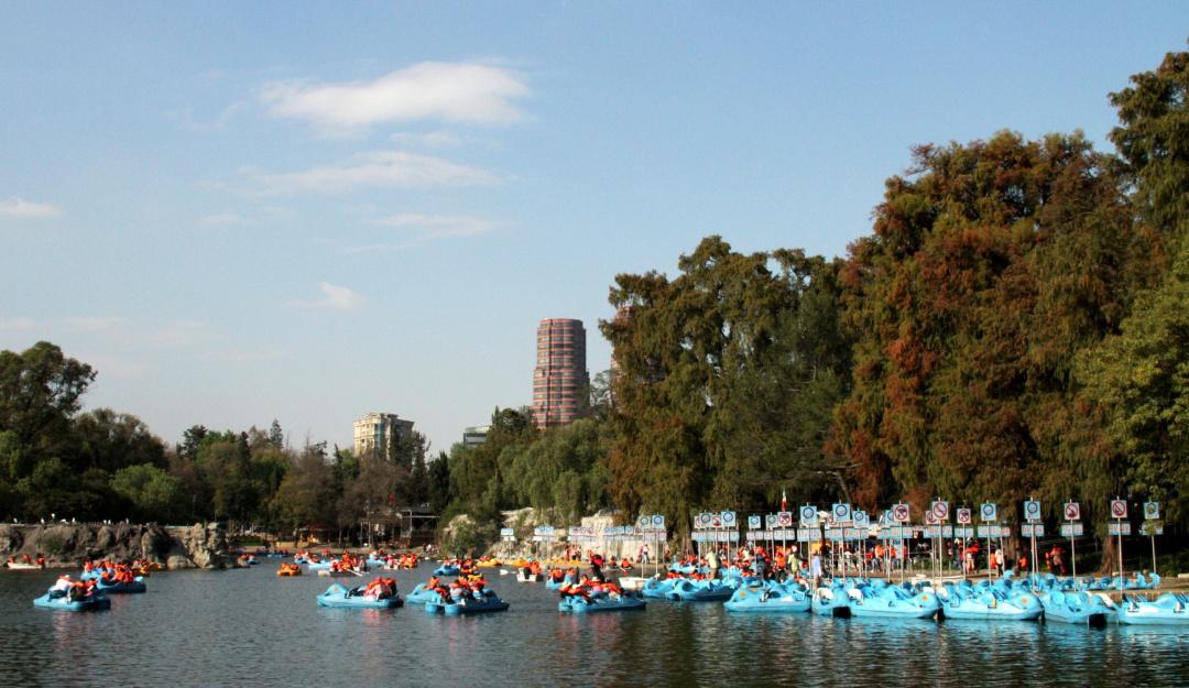 Galardonan al Bosque de Chapultepec como el mejor parque urbano del mundo