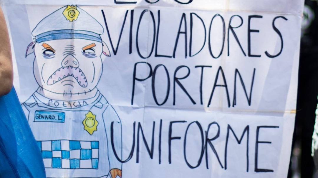 Policías acusados de violación no están imputados directamente