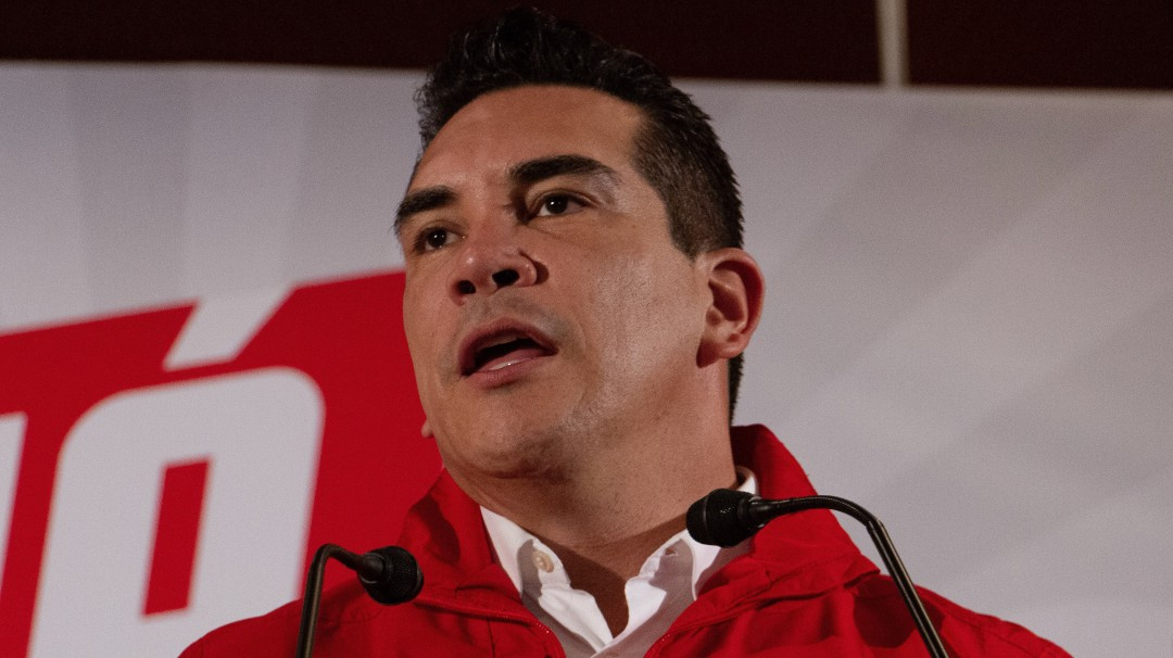Oficializan triunfo de Alejandro Moreno como líder nacional del PRI