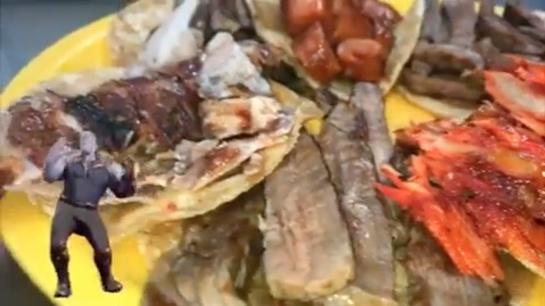 El restaurante Takesabroso hizo viral su publicidad con Thanos