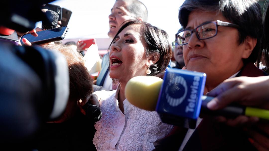 No pueden retirar al juez del caso Rosario Robles: Gabriel Regino