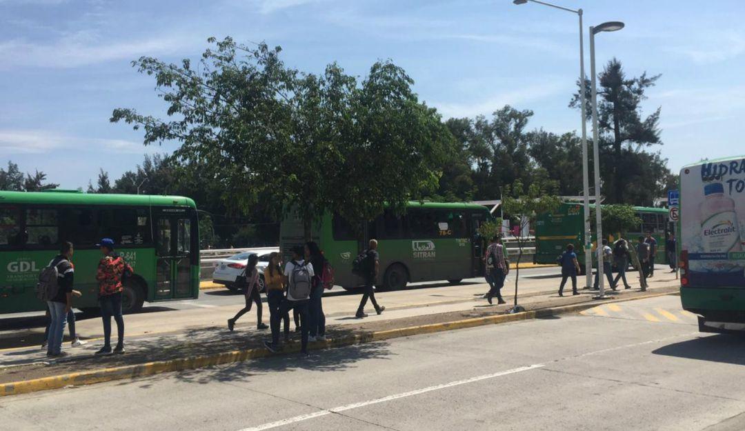 Estudiantes piden regrese tarifa de 7 pesos