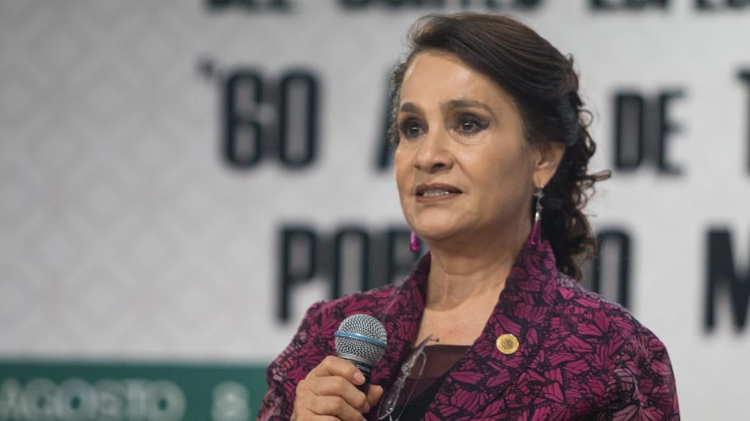 Admite Padierna que juez que lleva el caso de Rosario Robles es su sobrino