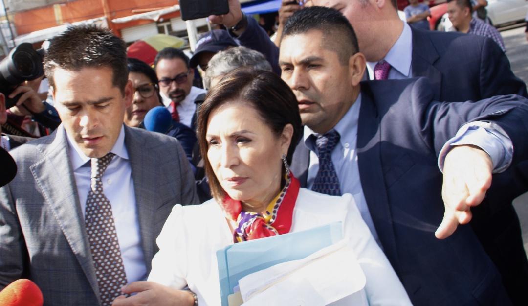 Anuncia defensa de Rosario Robles que apelarán decisión del juez