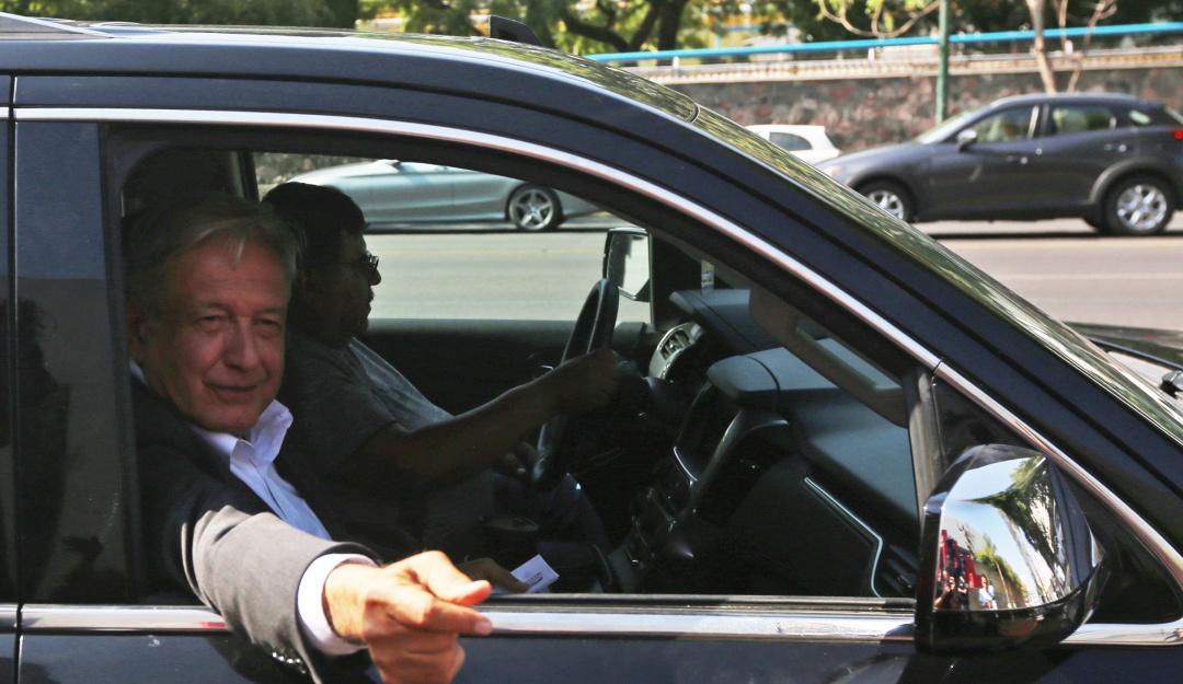 Tanque lleno; esto gasta Presidencia en gasolina para las giras de AMLO