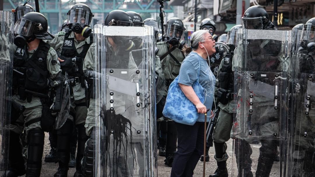 Pensar el Mundo: Manifestaciones en Honk Kong
