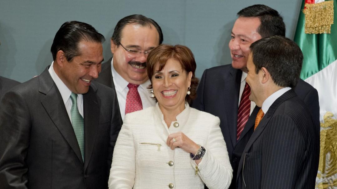 ¿Qué esta pasando en el caso de Rosario Robles y la estafa Maestra?