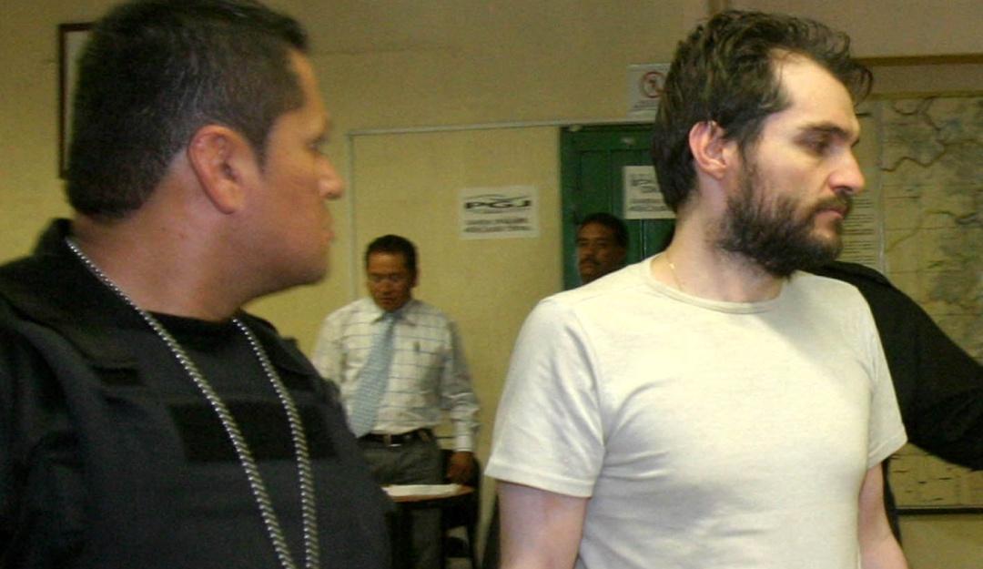 Sale de prisión el empresario Carlos Ahumada Kurtz