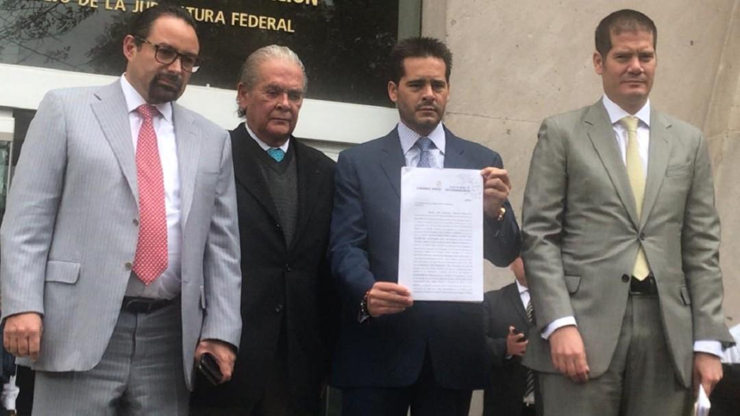 Que el juez Delgadillo Padierna juegue al Melate: Abogado de Robles