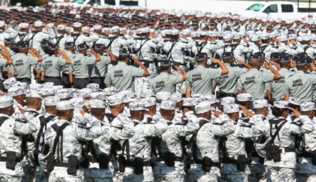 Guardia Nacional da resultados en Tonalá
