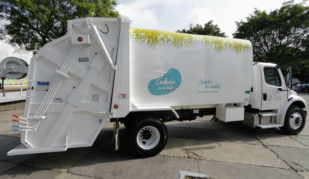 Guadalajara tendría 28 unidades para recolección de basura