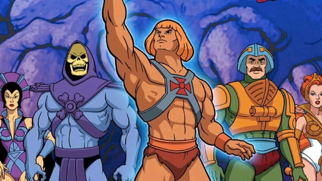 Justo en la infancia; Netflix traerá a He-Man
