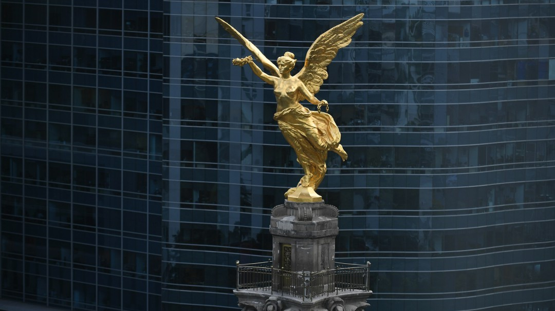 SOPITAS: Las nuevas reparaciones del Ángel de la Independencia