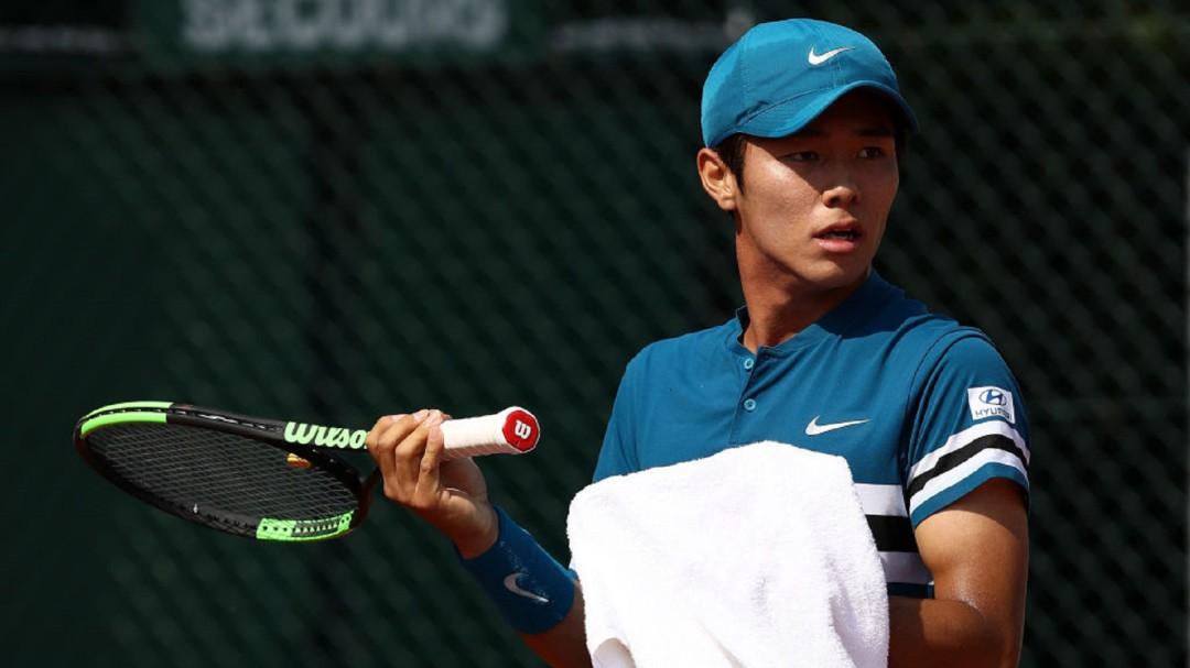 Duckhee Lee, el primer tenista profesional sordo