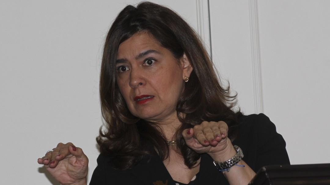 La gente ignora derecho a doble nacionalidad: Marcela Celorio