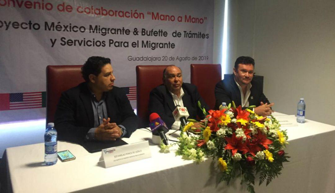 Proyecto México Migrante busca brindar asesoría migratoria