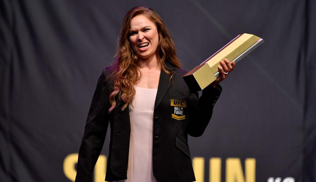 Ronda Rousey, lesión, dedo, película, México: Ronda Rousey sufrió una fuerte lesión grabando una serie en México