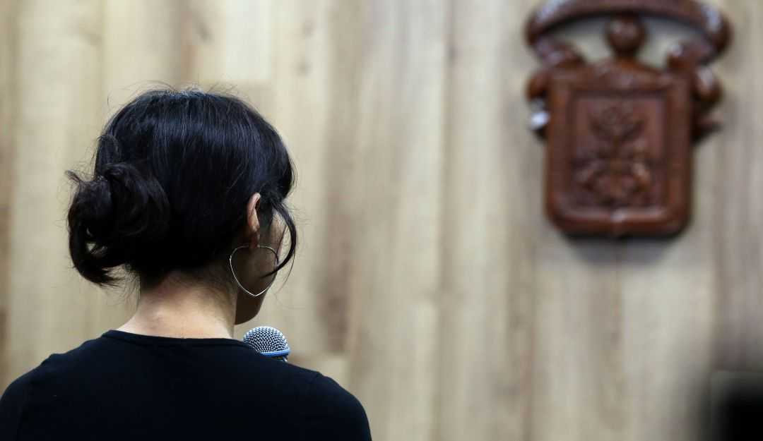 Alumnos de Prepa Jalisco anuncian protesta por alumna agredida