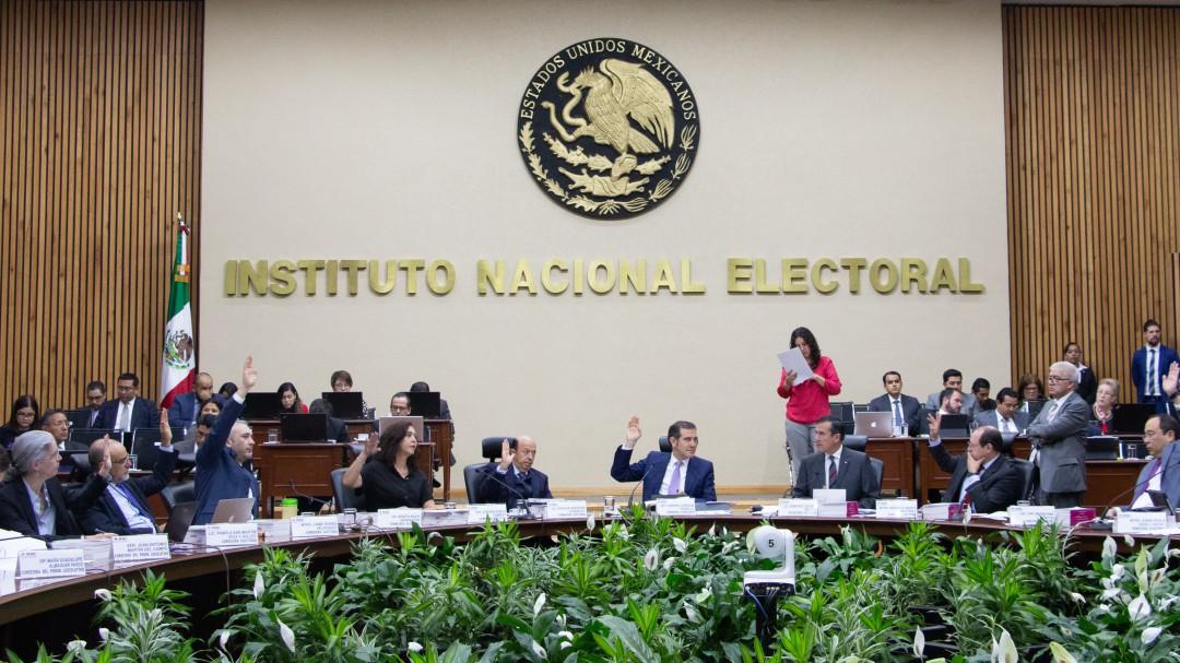 Presenta el INE su solicitud de presupuesto 2020