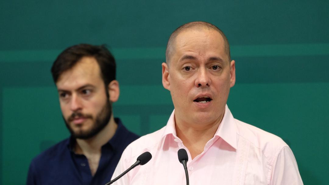 El homicidio disminuyó 20% durante gobierno de Sheinbaum: José Merino