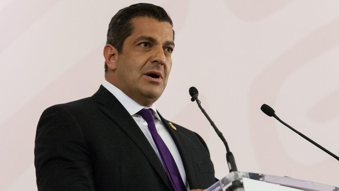 #Exclusiva Ni aval ni diálogo con las autodefensas: Ricardo Peralta