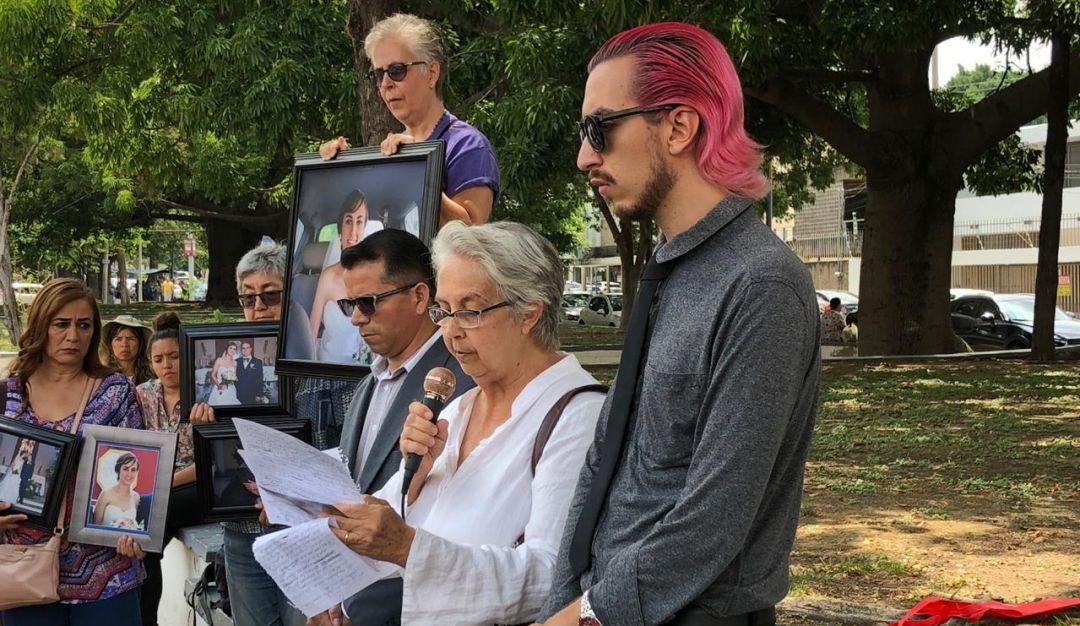 Madre de Fernanda Peña desmiente supuestas nuevas pruebas