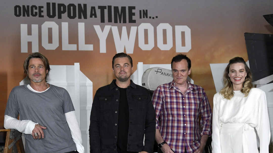 WFM especia Once Upon A Time ... In Hollywood