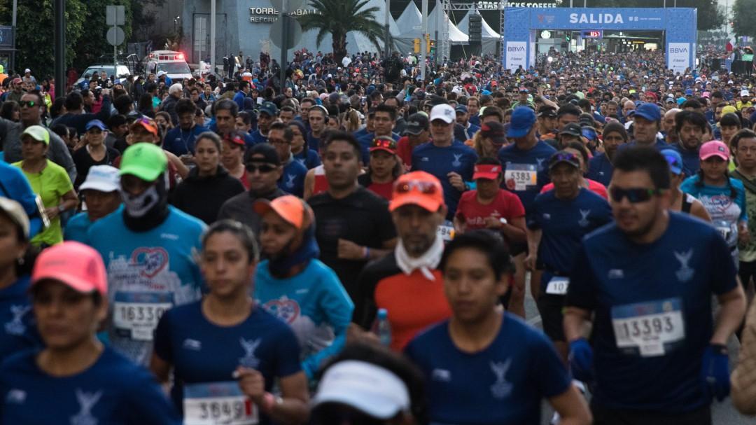 Guía de supervivencia para el Maratón de la CDMX