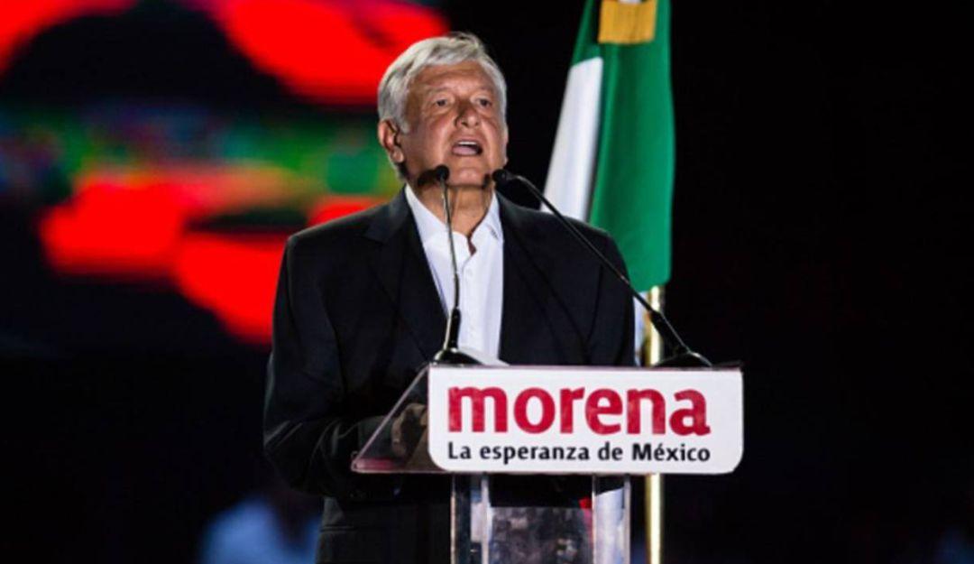 Si Morena se echa a perder, renuncio a militancia: López Obrador