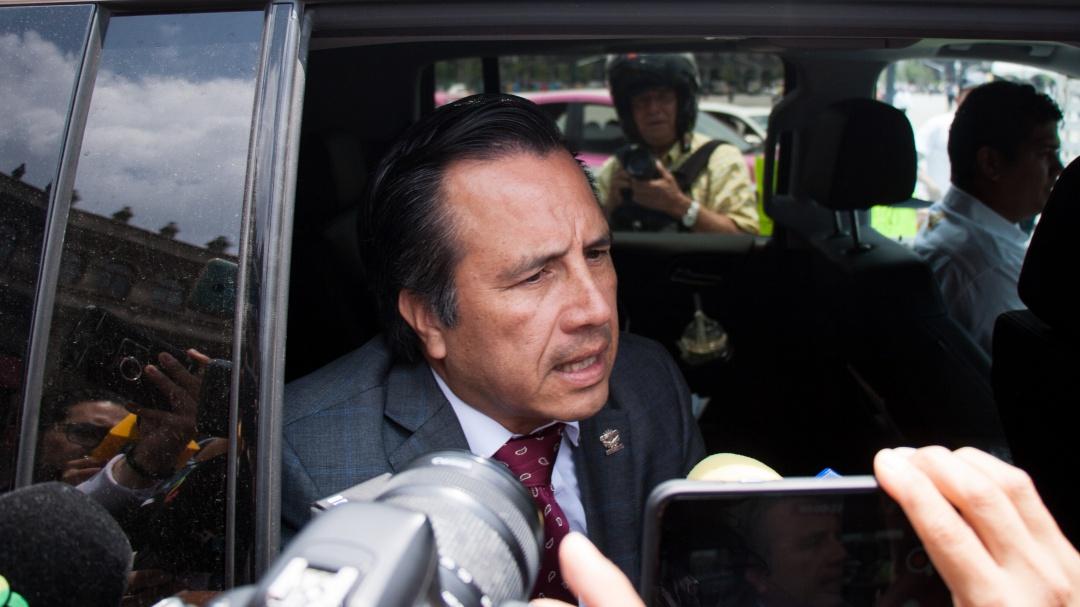 Denunciaré a Winckler ante FGR por caso Coatzacoalcos: Cuitláhuac García