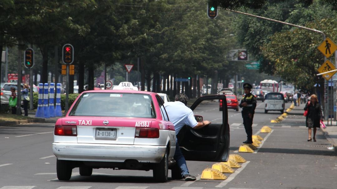 Cuidado; conoce las colonias de la CDMX más peligrosas para tomar taxi