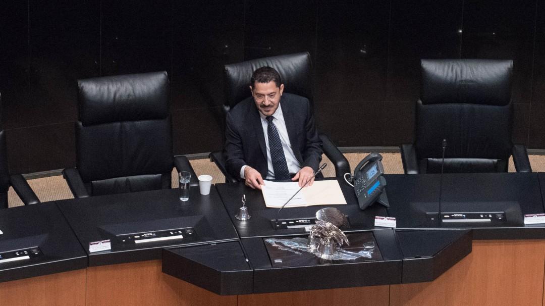 Comisión de Morena invalida elección de la Mesa Directiva del Senado