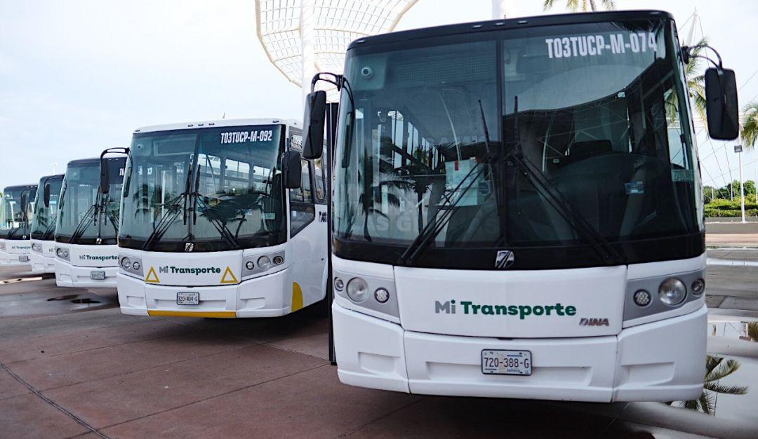Arranca modelo empresarial de transporte público en Puerto Vallarta
