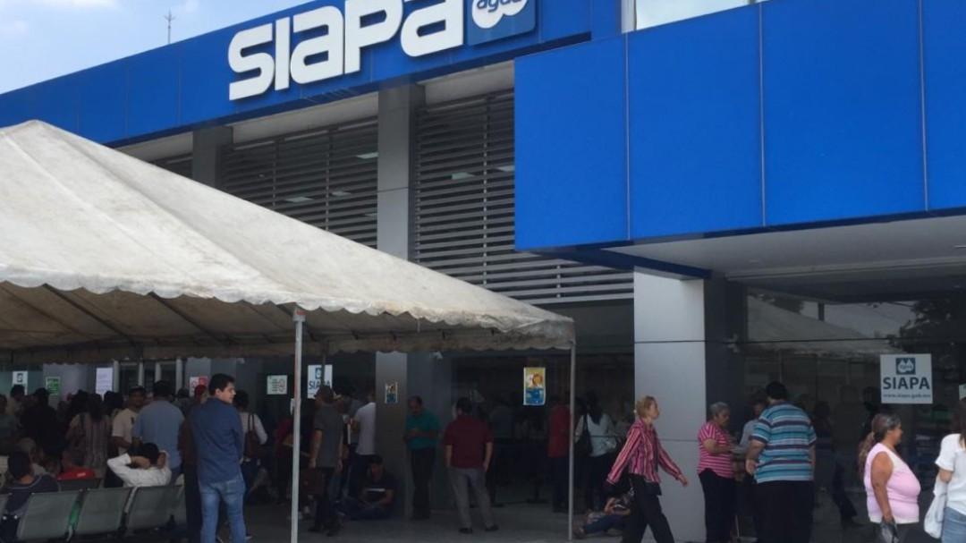Piden más tiempo de descuentos del SIAPA