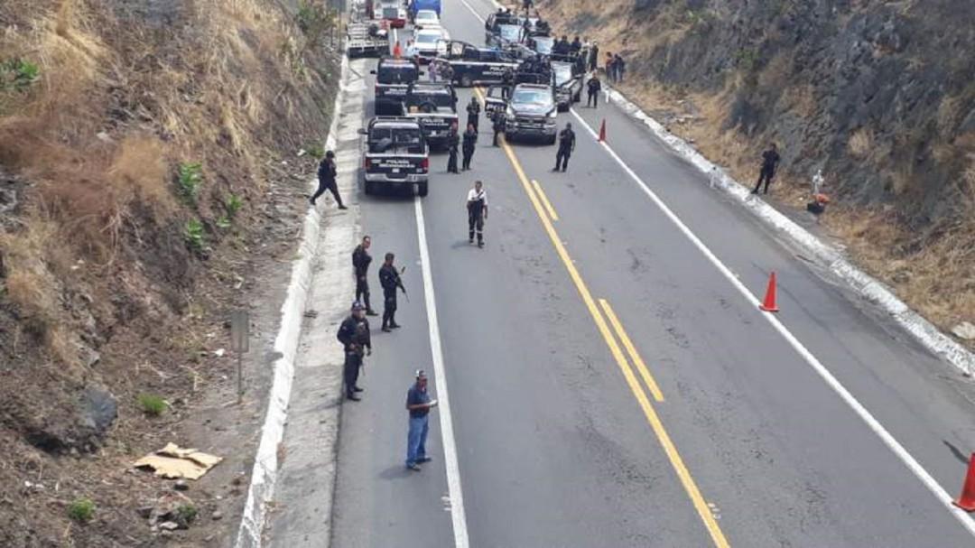 Suman 5 muertos por Balaceras en Tepalcatepec