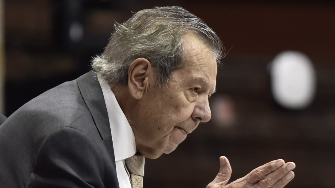 Muñoz Ledo quiere reelegirse en la Presidencia de la Mesa Directiva