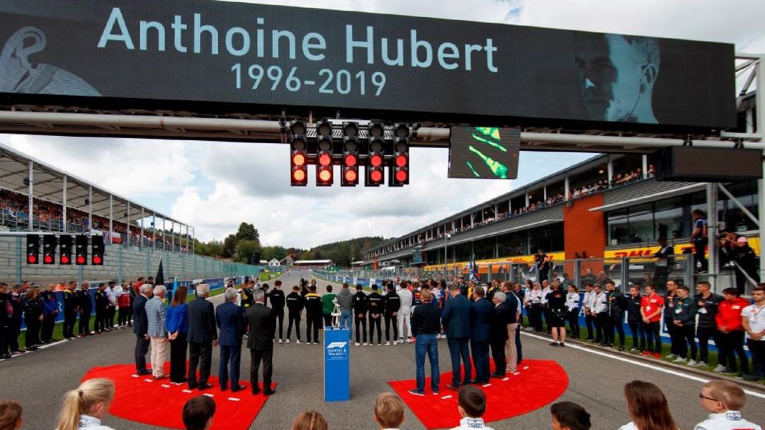 SOPITAS: Anthoine Hubert, el piloto francés pierde la vida